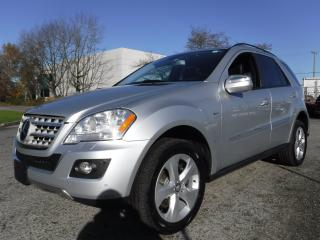Used 2009 Mercedes-Benz ML-Class ML320 BlueTEC Diesel for sale in Burnaby, BC