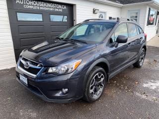 Used 2014 Subaru XV Crosstrek 2.0i Touring for sale in Kingston, ON