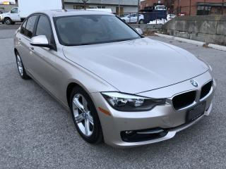 Used 2014 BMW 3 Series 328i I BACKUP CAMERA I LEATHER for sale in Toronto, ON