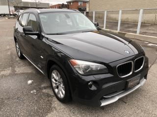 Used 2012 BMW X1 AWD I BACKUP-CAMERA I NO ACCIDENT I 28i for sale in Toronto, ON