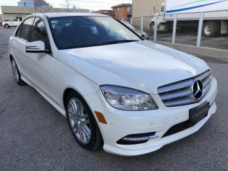 Used 2011 Mercedes-Benz C-Class c250 I 4MATIC for sale in Toronto, ON