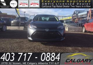 Used 2017 Toyota Corolla 4DR SDN for sale in Calgary, AB