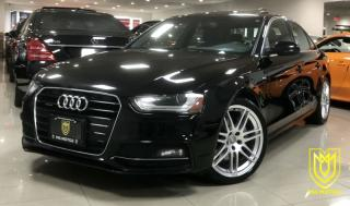 Used 2013 Audi A4 S-LINE for sale in North York, ON