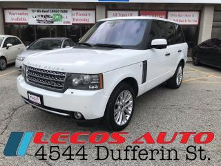 Used 2011 Land Rover Range Rover SC Autobiography for sale in North York, ON