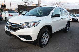 Used 2015 Honda CR-V ONE OWNER|ACCIDENT FREE for sale in Toronto, ON