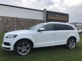 Used 2012 Audi Q7 Sport S-Line | Supercharged | Navi | Backup Cam | for sale in North York, ON