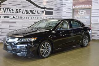 Used 2015 Acura TLX Tech+awd+v6+gps+kit for sale in Laval, QC