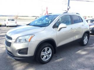 Used 2014 Chevrolet Trax LT AWD for sale in Carignan, QC