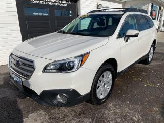 Used 2015 Subaru Outback 2.5i w/Touring & Tech Pkg for sale in Kingston, ON