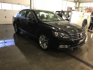 Used 2016 Volkswagen Passat Highline Cuir Toit for sale in St-Constant, QC