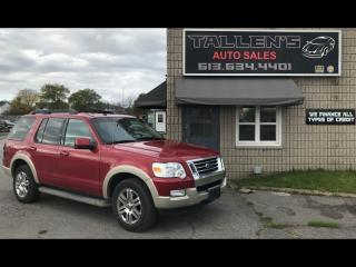 Used 2010 Ford Explorer Eddie Bauer for sale in Kingston, ON