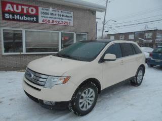 Used 2008 Ford Edge AWD LIMITED for sale in St-Hubert, QC