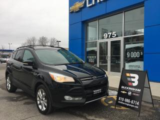 Used 2013 Ford Escape Sel Ta for sale in Gatineau, QC
