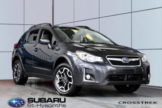 Used 2016 Subaru XV Crosstrek 2.0i tourisme auto for sale in St-Hyacinthe, QC