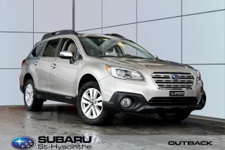 Used 2016 Subaru Outback 2.5i Tourisme Tech package for sale in St-Hyacinthe, QC