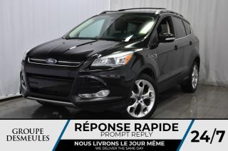 Used 2013 Ford Escape Sièges chauffants * Bouton Start * Bluet for sale in Laval, QC