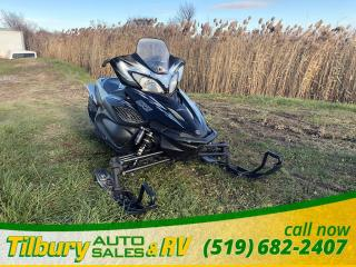 Used 2006 Yamaha Apex GT *Studded track. Heated Seat* for sale in Tilbury, ON