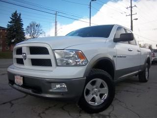 Used 2012 RAM 1500 OUTDOORSMAN for sale in Whitby, ON