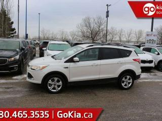 Used 2014 Ford Escape SE; WOW, GREAT SUV, HEATED SEATS, BACKUP CAM, BLUETOOTH AND MORE for sale in Edmonton, AB