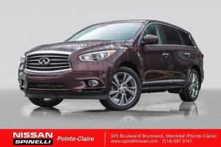 Used 2014 Infiniti QX60 Touring Deluxe for sale in Montréal, QC