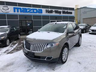 Used 2012 Lincoln MKX PREMIUM for sale in Thunder Bay, ON