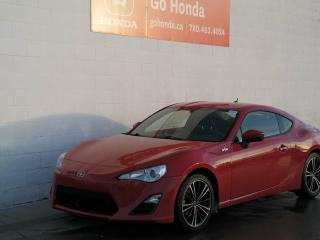 Used 2013 Scion FR-S Manual RWD Coupe for sale in Edmonton, AB