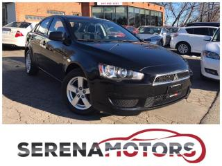 Used 2008 Mitsubishi Lancer ES | AUTO | HEATED SEATS | ONE OWNER for sale in Mississauga, ON