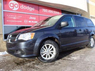 Used 2014 Dodge Grand Caravan SXT / DVD / Back Up Camera for sale in Edmonton, AB