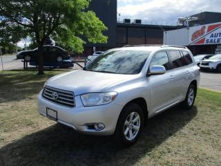 Used 2010 Toyota Highlander ~ 7 PASS ~ BACK-UP CAM ~ LOW KM for sale in Toronto, ON