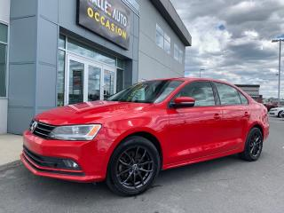 Used 2016 Volkswagen Jetta 1.4tsi Tl+ Caméra for sale in St-Georges, QC
