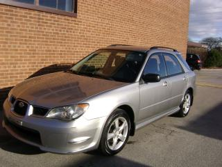 Used 2006 Subaru Impreza 2.5i for sale in Oakville, ON