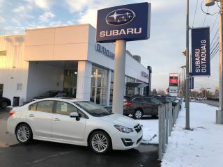 Used 2016 Subaru Impreza Impreza Sport 4 portes manuel for sale in Gatineau, QC