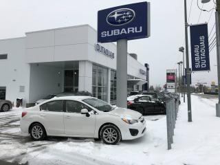 Used 2014 Subaru Impreza Impreza Touring 4 portes manuel for sale in Gatineau, QC