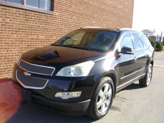 Used 2009 Chevrolet Traverse LTZ for sale in Oakville, ON