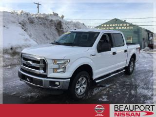 Used 2016 Ford F-150 XLT SUPERCREW 3.5L SWB 4X4 for sale in Beauport, QC