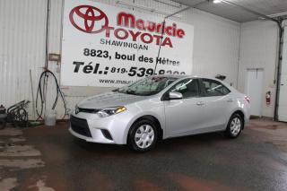 Used 2014 Toyota Corolla for sale in Shawinigan, QC