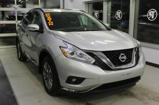 Used 2017 Nissan Murano SV AWD *GPS-CAMÉRA-TOIT* for sale in Lévis, QC