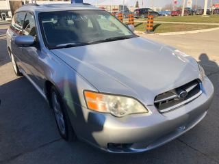Used 2007 Subaru Legacy 2.5i w/Touring Pkg for sale in Toronto, ON