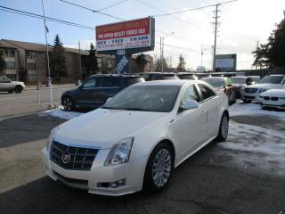 Used 2010 Cadillac CTS leather,luxury !! for sale in Toronto, ON