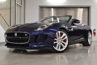 Used 2014 Jaguar F-Type S for sale in Laval, QC