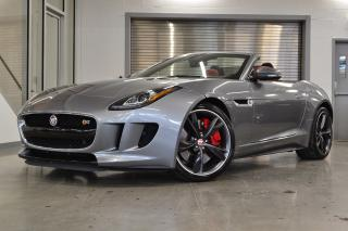 Used 2015 Jaguar F-Type V8 S for sale in Laval, QC