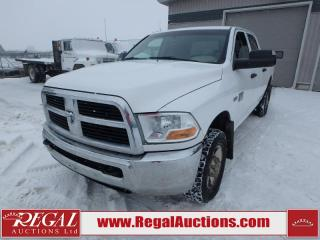 Used 2011 Dodge Ram 2500 SXT Crew CAB SWB 4WD 5.7L for sale in Calgary, AB
