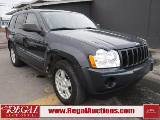 Used 2007 Jeep Grand Cherokee Laredo 4D Utility AWD for sale in Calgary, AB