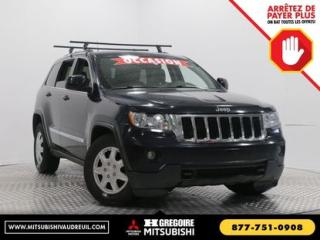 Used 2011 Jeep Grand Cherokee LAREDO V8 AWD for sale in Vaudreuil-Dorion, QC