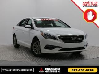 Used 2016 Hyundai Sonata 2.4L GL A/C for sale in Vaudreuil-Dorion, QC