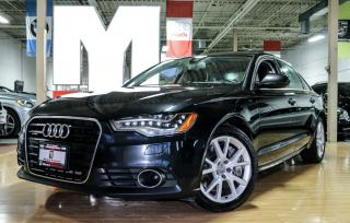Used 2012 Audi A6 3.0 Premium Plus - HEADSUP|BLINDSPOT|NAVI|BACKUP for sale in North York, ON