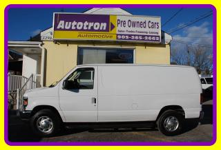 Used 2010 Ford E250 3/4 Ton Econoline Loaded for sale in Woodbridge, ON