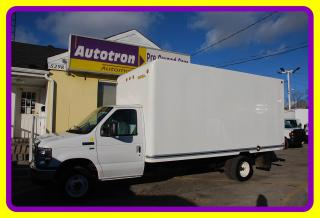 Used 2010 Ford E-450 16' Econoline Cube Van, A/C for sale in Woodbridge, ON