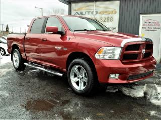 Used 2009 Dodge Ram 1500 ***SPORT,CREWCAB,MAGS*** for sale in Longueuil, QC