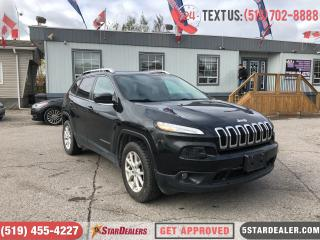 Used 2015 Jeep Cherokee North | 4X4 for sale in London, ON